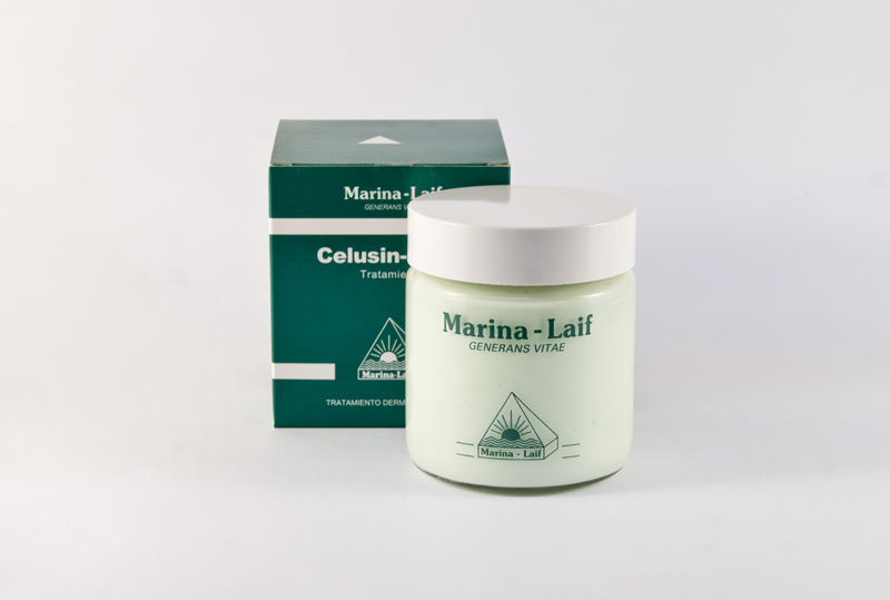 Anti-cellulite cream CELUSIN CREM - MARINA LAIF