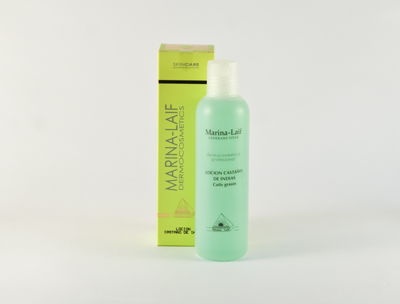 CHESTNUT lotion - MARINA LAIF