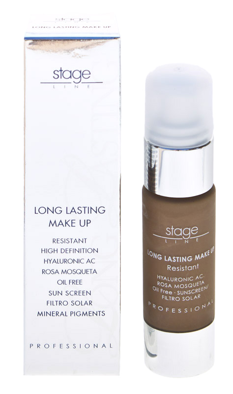 LONG LASTING makeup - STAGE LINE