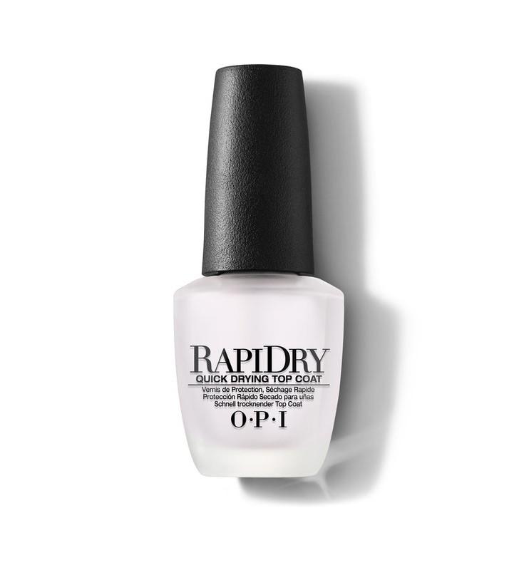 Tratamientos secantes. RapiDry Top Coat - OPI