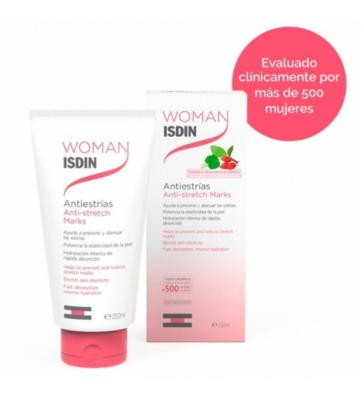 Woman. Antiestrías - ISDIN