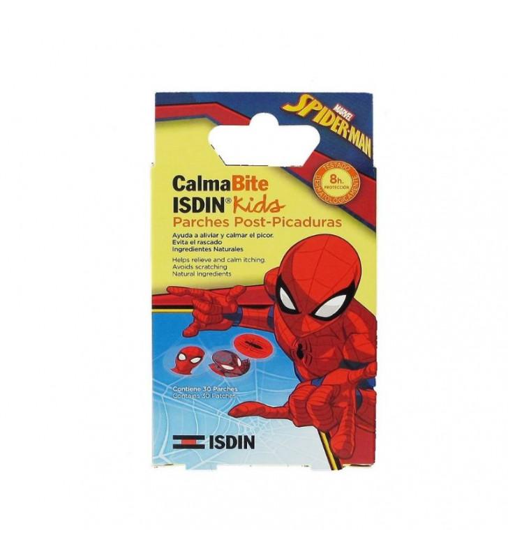 Antimosquitos. Calmabite Parches Post Picudura Spiderman - ISDIN