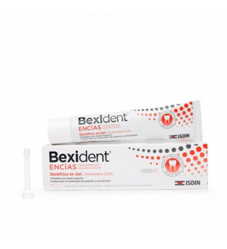 Bexident. Encías Tratamiento Gel Dentífrico - ISDIN