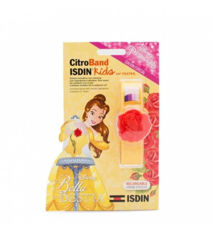 Antimosquitos. Citroband Kids Princess - ISDIN