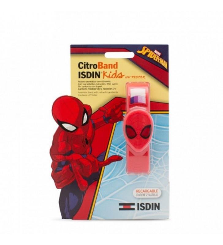 Antimosquitos. Citroband Kids Spider-Man - ISDIN