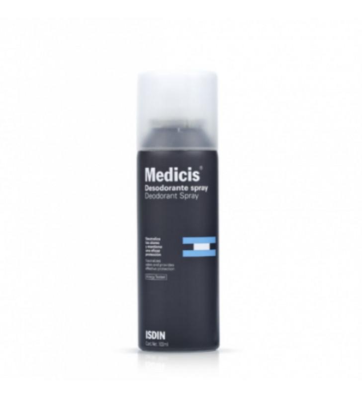 Medicis. Desodorante Spray - ISDIN