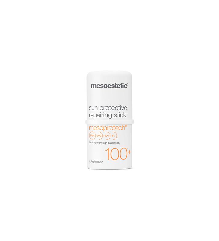 Home Performance Protección Solar. Mesoprotech Sun Protective Repairing Stick - MESOESTETIC
