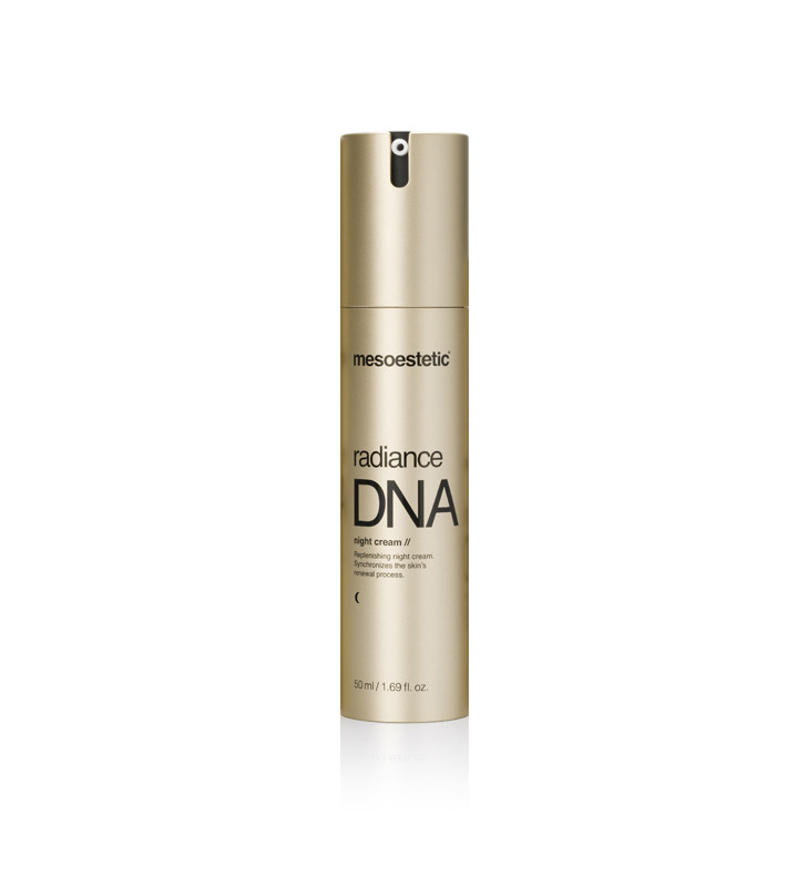 Radiance DNA. Night Cream - MESOESTETIC