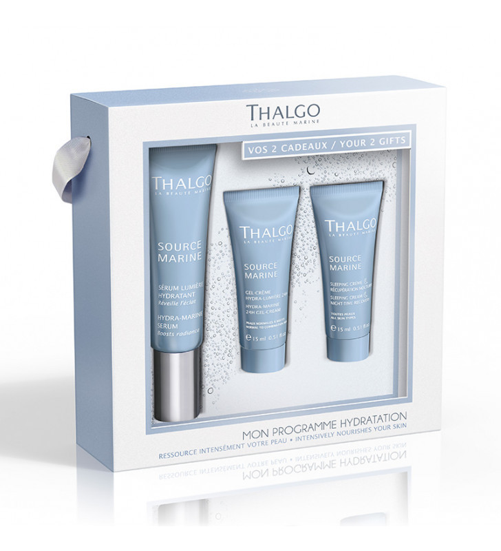 Source Marin. Kit de Hidratación y Luminosidad - THALGO