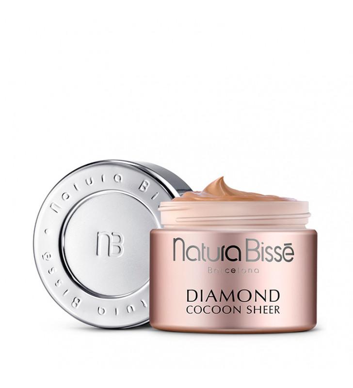 Diamond Cocoon Sheer. Cream SPF30 PA++ con Color - NATURA BISSÉ