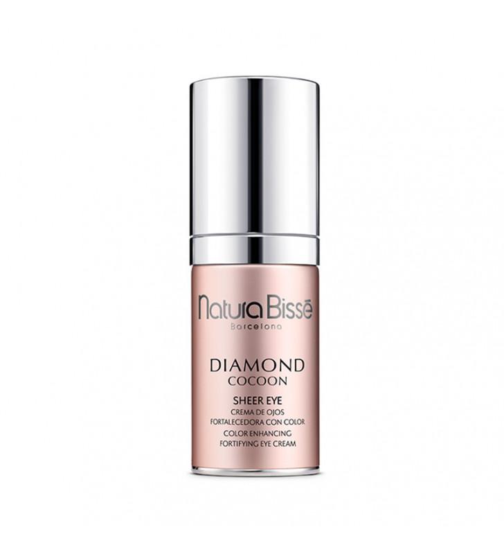 Diamond Cocoon Sheer. Eye Cream - NATURA BISSÉ