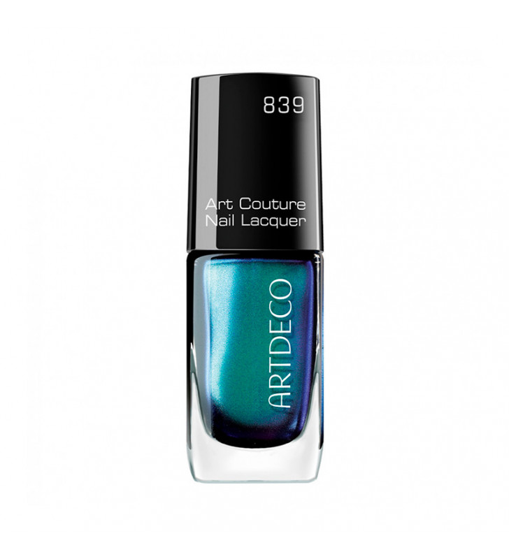 Cross The Lines. Art Couture Nail Lacquer - ARTDECO