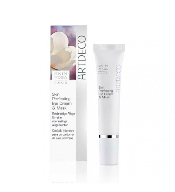 Skin Yoga Face. Skin Perfecting Eye Cream & Mask - ARTDECO
