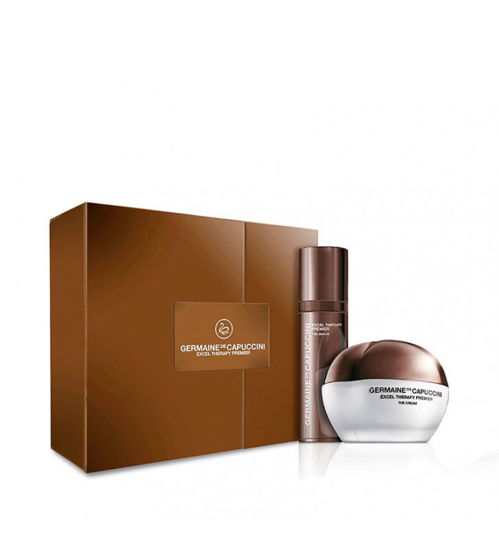 Pack Excel Therapy Premier. The Cream and The Serum - GERMAINE DE CAPUCCINI