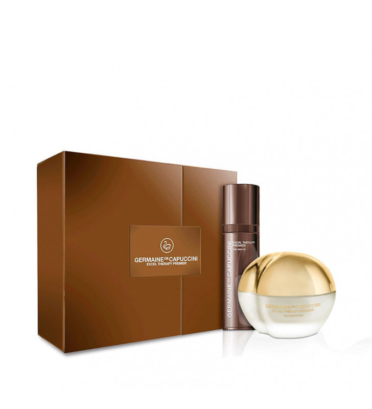 Pack Excel Therapy Premier. Cream GNG + The Serum - GERMAINE DE CAPUCCINI