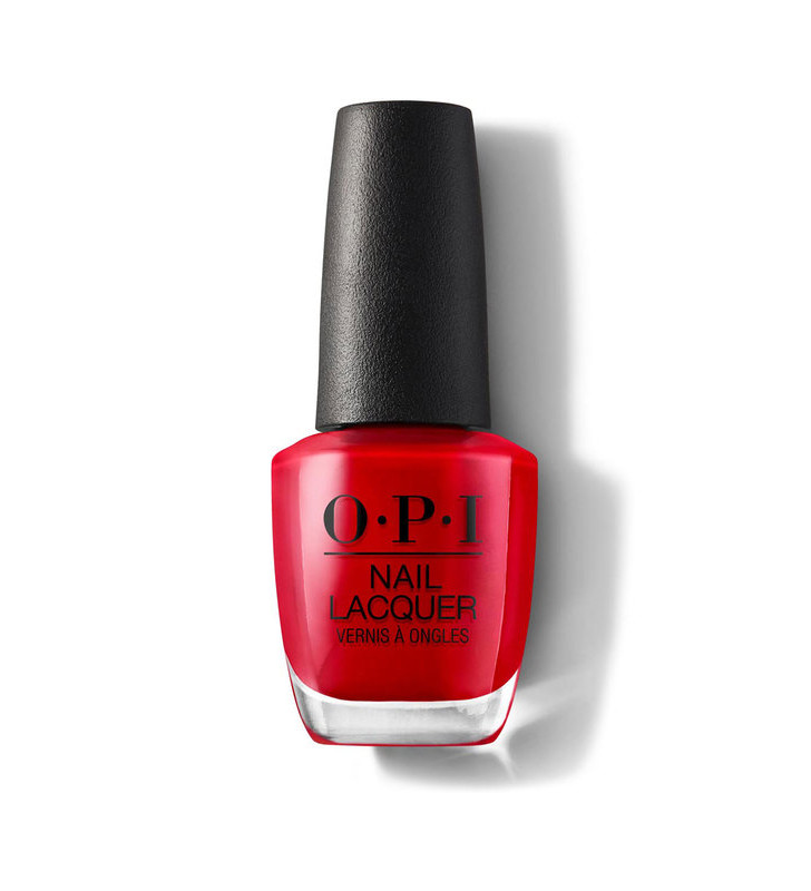 Laca de uñas. Big Apple Red (NL N25) - OPI