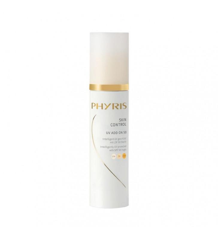 Skin Control. UV add on 50 - PHYRIS