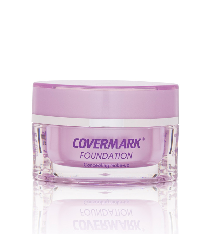 Camouflage. Foundation - COVERMARK