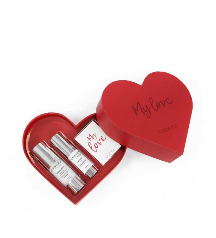 Sweet Box. Antioxidant Moisturizing Cream + Eye Contour - CASMARA