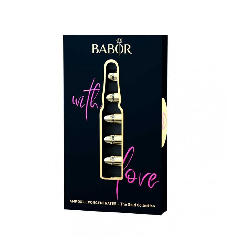 Ampollas Concentradas. With Love Gold Edition - BABOR