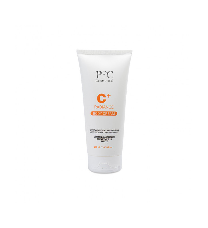 Radiance C+. Body Cream - PFC COSMETICS
