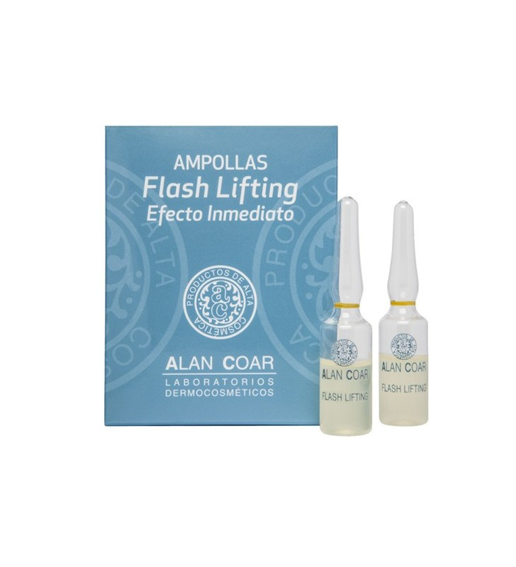 Ampollas Flash Lifting - ALAN COAR