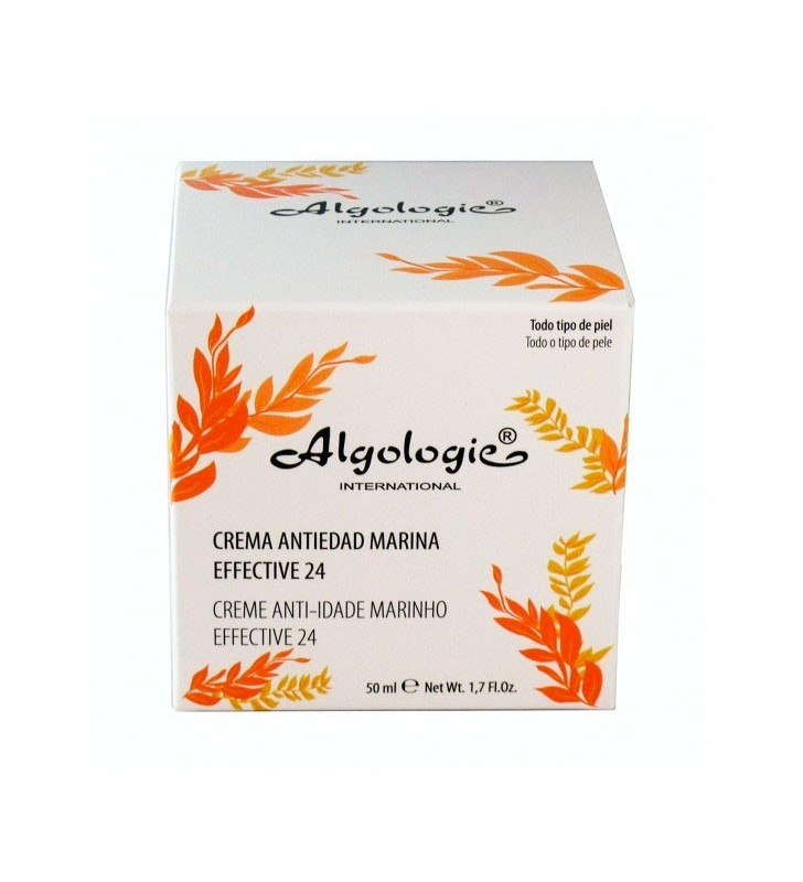 Crema antiedad EFFECTIVE 24 Horas - ALGOLOGIE