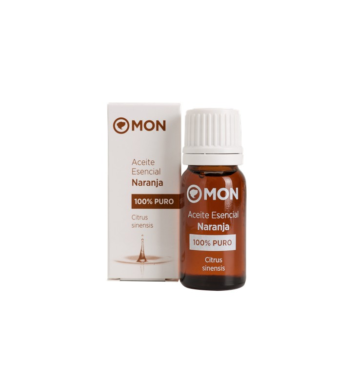 Aceite esencial Naranja - MON DECONATUR
