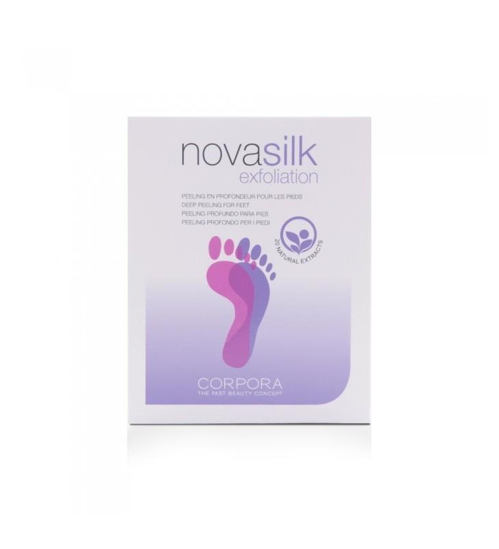 Peeling profundo para pies - NOVASILK EXFOLIATION