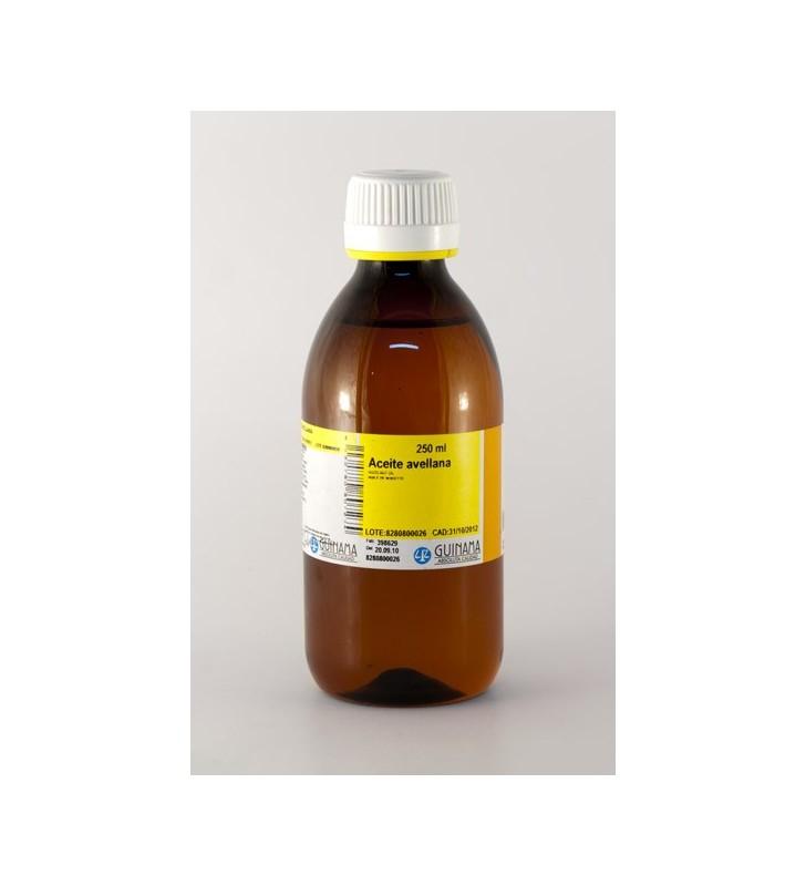 Aceite de avellana 250ml. - GUINAMA