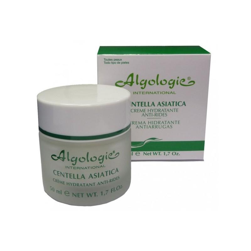 Crema Hidratante Antiarrugas Centella Asiática - ALGOLOGIE