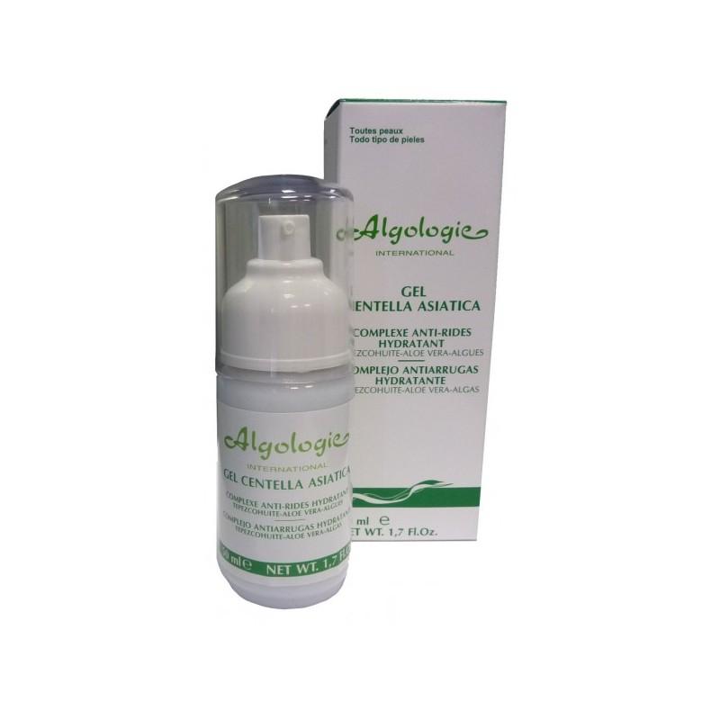 Gel antiarrugas Centella y Aloe Vera - ALGOLOGIE