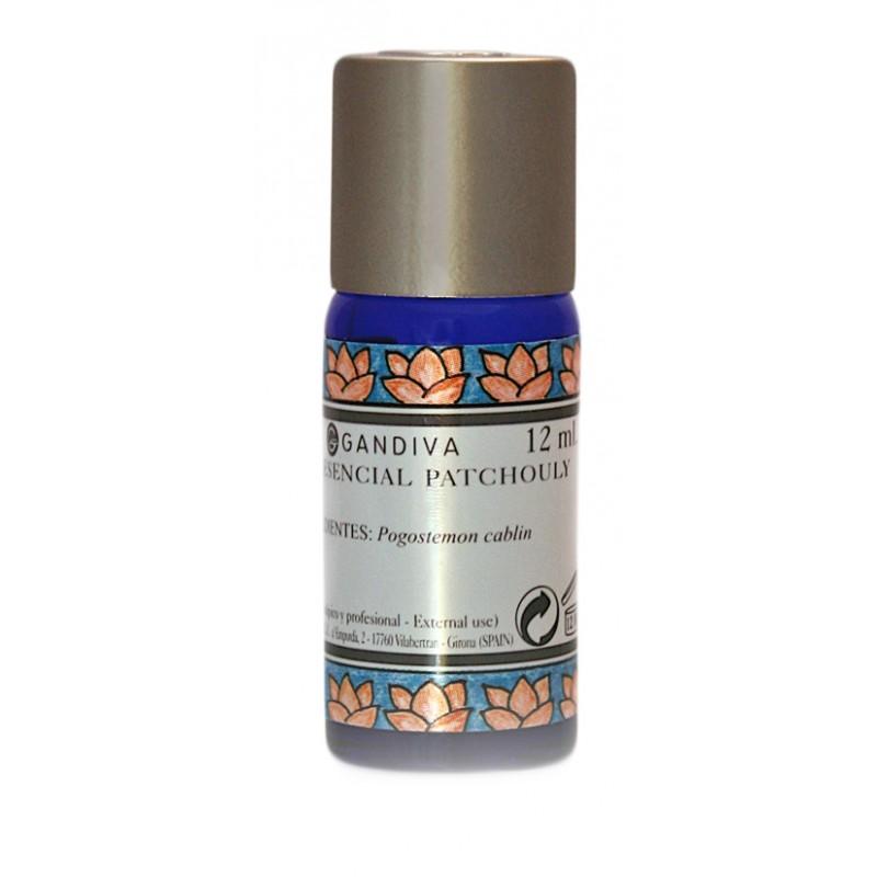 Aceite Esencial de Patchuli - GANDIVA