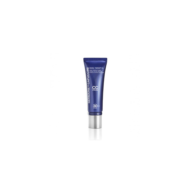 Excel Therapy O2. CC Cream Daily Perfection Skin SPF30 - GERMAINE DE CAPUCCINI