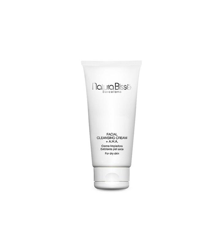 Hidro-Nutritiva. Facial Cleansing Cream + AHA - NATURA BISSE