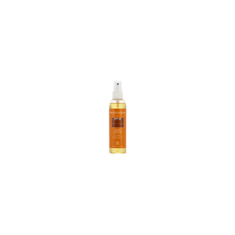 Sun Defense. Oil Free Sun Spray - BRUNO VASSARI
