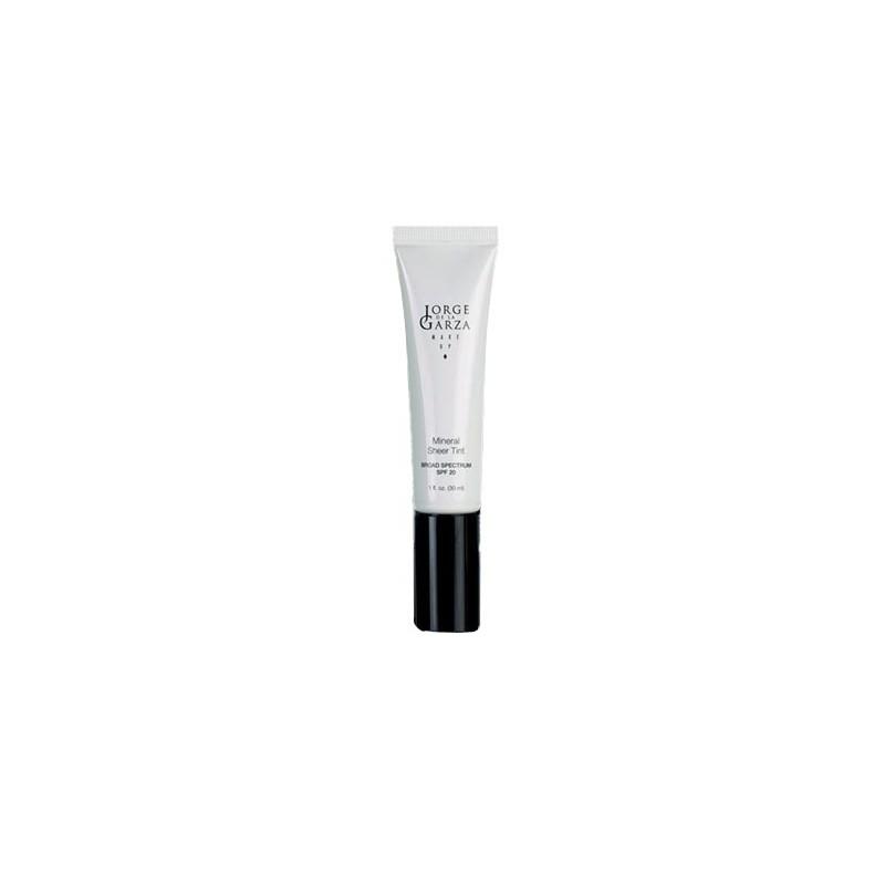 Rostro. Maquillaje Mineral Sheer Tint - JORGE DE LA GARZA