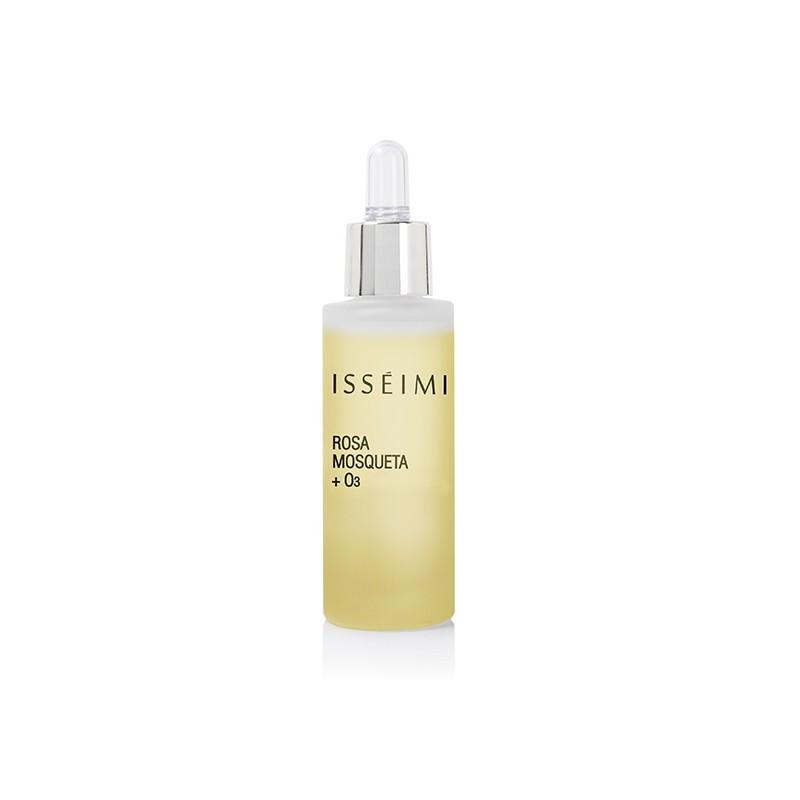 Aceite Rosa Mosqueta + O3 - ISSEIMI - HEBER FARMA