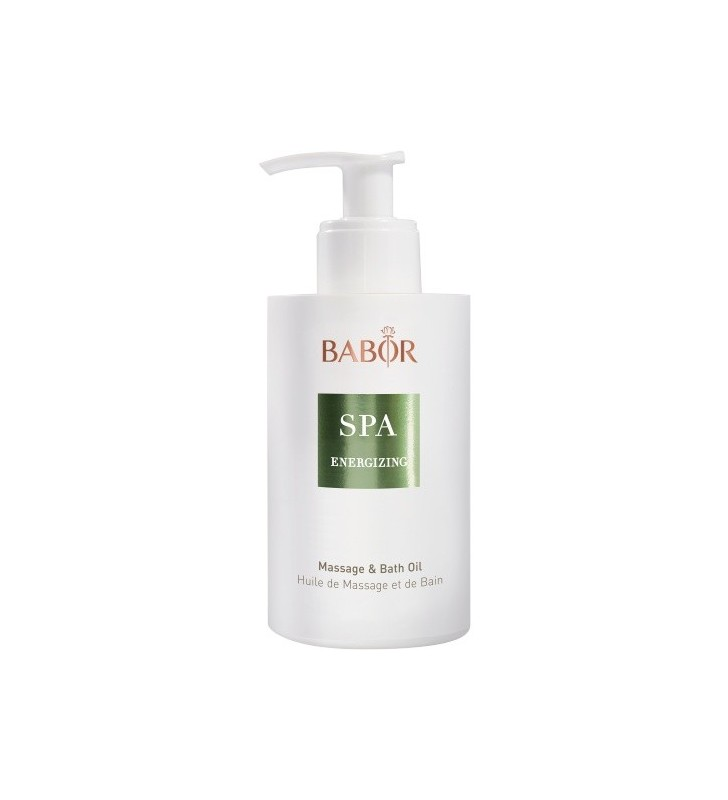 Babor Spa Energizing Lime Mandarin. Massage & Bath Oil - BABOR