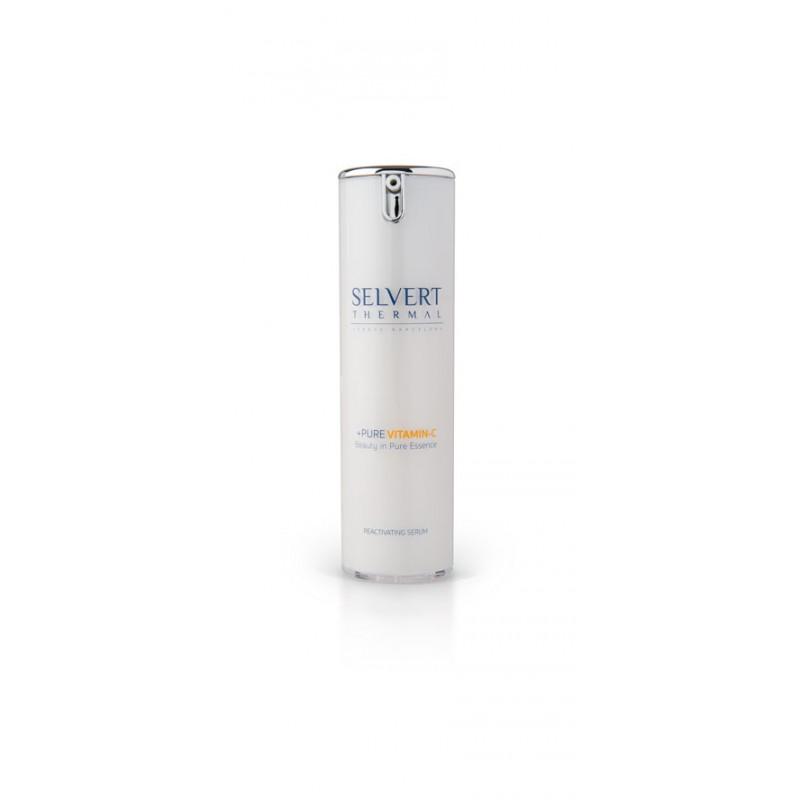 + Pure Vitamin C. Reactivating Serum - SELVERT