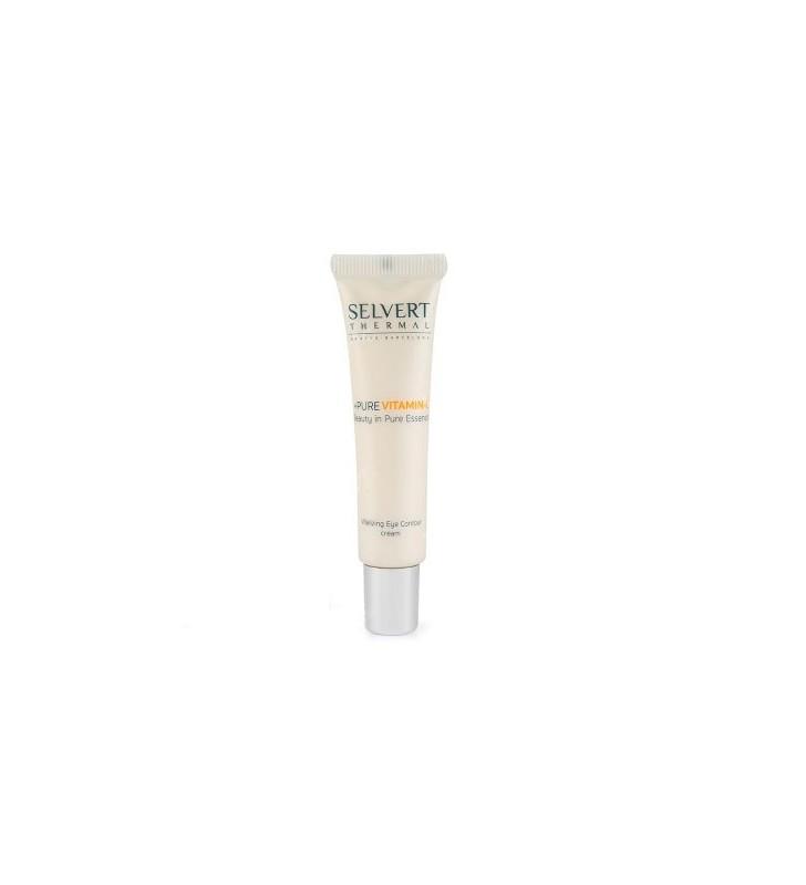 + Pure Vitamin C. Vitalizing Eye Contour Cream - SELVERT