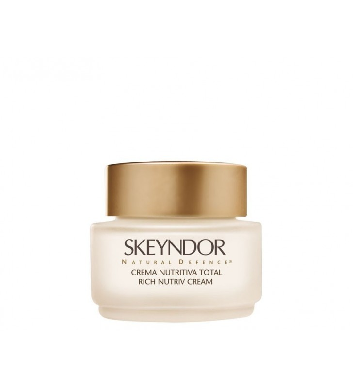 Natural Defence. Crema Nutritiva Total - SKEYNDOR