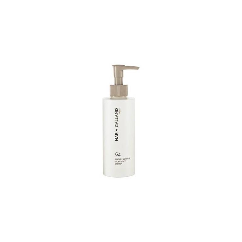Démaquillants. 64 Lotion Soyeuse para pieles secas y sensibles - MARIA GALLAND
