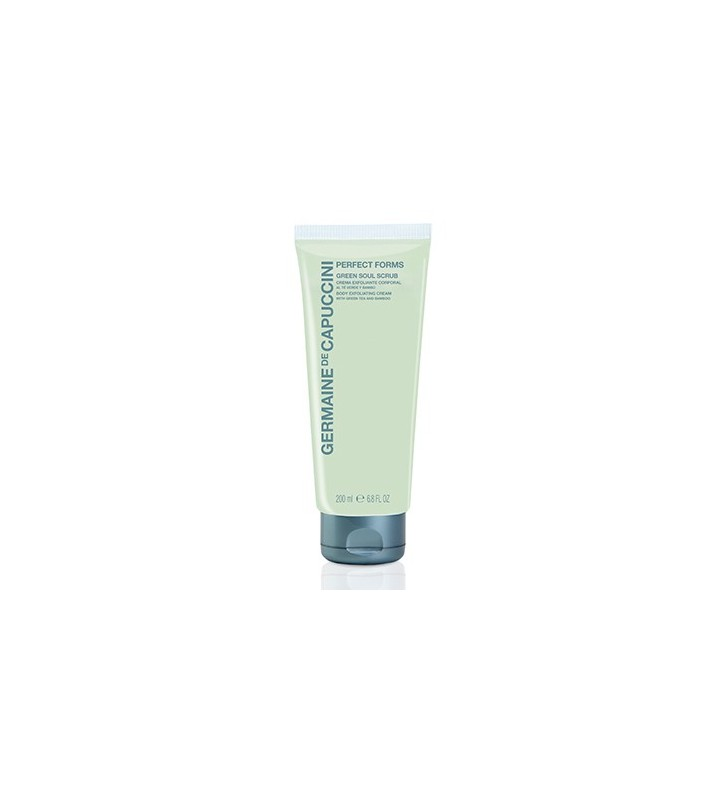 Perfect Forms. Green Soul Scrub - GERMAINE DE CAPUCCINI