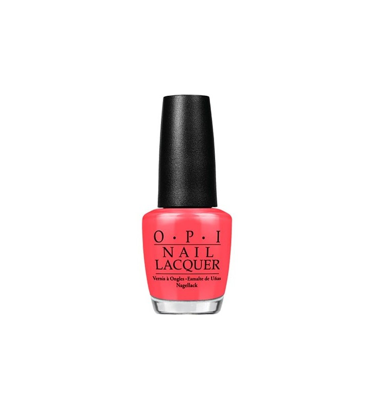 Laca de Uñas. I Eat Mainely Lobster (NL T30) - OPI
