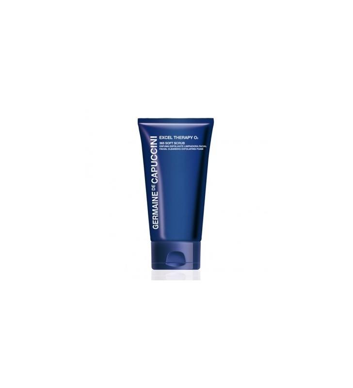 Excel Therapy O2. 365 Soft Scrub - Espuma Exfoliante Facial - GERMAINE DE CAPUCCINI
