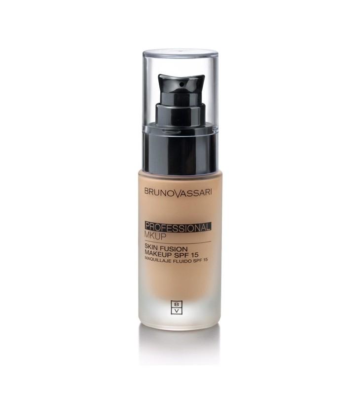 Línea Maquillaje. Skin Fusion Makeup SPF15 - BRUNO VASSARI