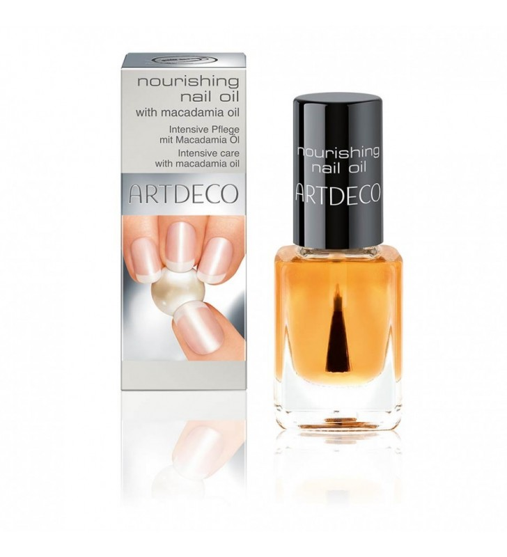 Nourishing Nail Oil With Macadamia Oil - ARTDECO