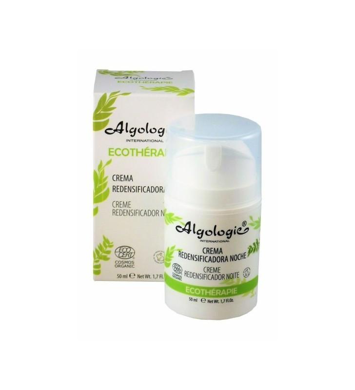 Ecotherapie. Crema Redensificadora Noche - ALGOLOGIE