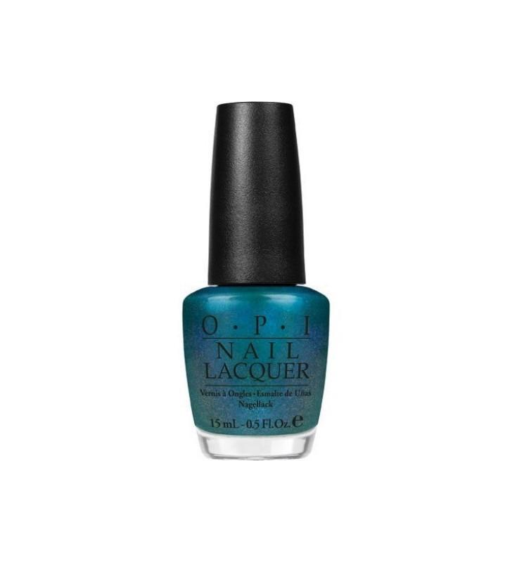 Laca de Uñas. Austin-Tatious Turquoise (NL T14) - OPI
